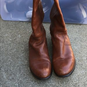 Madewell Shoes - Madewell 1937 Leather Riding Boots